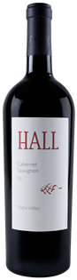 Hall Cabernet Sauvignon Napa Valley 2012...
